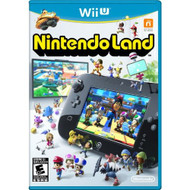 Nintendo Land With Manual And Case For Wii U - ZZ672680