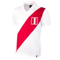 Peru 1970's Short Sleeve Retro Shirt 100% cotton