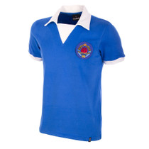Yugoslavia 1980's Short Sleeve Retro Shirt 100% cotton