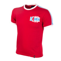 Cuba 1980's Short Sleeve Retro Shirt 100% cotton