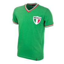 Mexico Pelé 1980's short sleeve 100% cotton