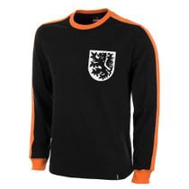 Holland Goalie 1970's Long Sleeve Retro Shirt 100% cotton