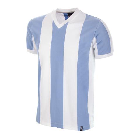 Argentina 1960's Short Sleeve Retro Shirt 100% cotton