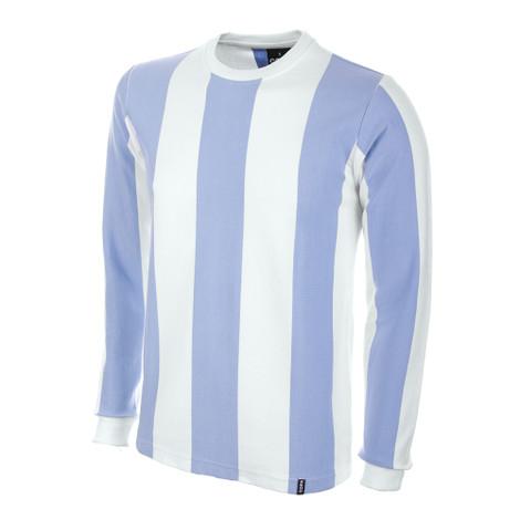 Argentina 1970's Long Sleeve Retro Shirt 100% cotton