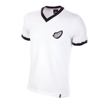 New Zealand WC 1982 Short Sleeve Retro Shirt 100% cotton
