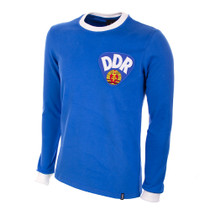 DDR 1970's Long Sleeve Retro Shirt 100% cotton