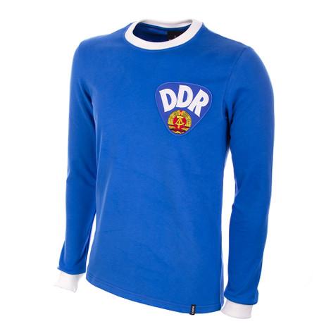 DDR 1970's Long Sleeve Retro Shirt 100% cotton
