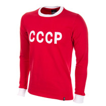 CCCP 1970's Long Sleeve Retro Shirt 100% cotton