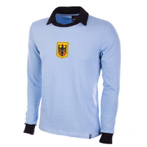 Germany Goalie 1970's Long Sleeve Retro Shirt 100% cotton