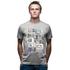 TV Glorious Moments T-Shirt // Grey Mêlée 100% cotton