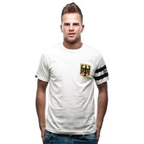 Germany Spielführer T-Shirt // White 100% cotton