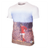 George Best Manchester All Over Print T-Shirt // White 100% cotton