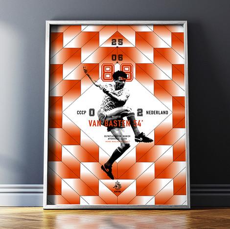 Marco Football Print