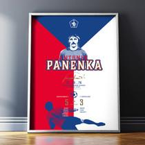 Panenka Football Print