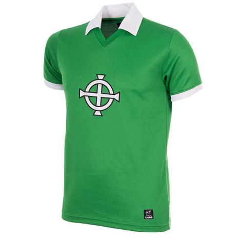 George Best Northern Ireland Retro Home Shirt 1977