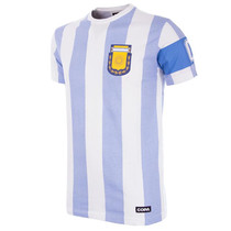 Argentina Capitano Kids Retro Shirt