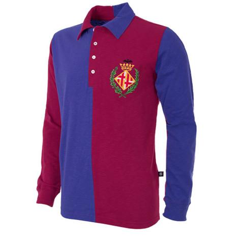 Barcelona Retro Home Shirt 1899