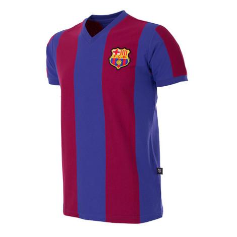 Barcelona Retro Home Shirt 1976/77