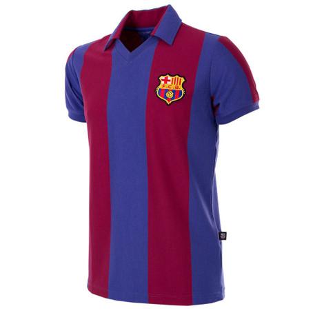 Barcelona Retro Home Shirt 1980/81