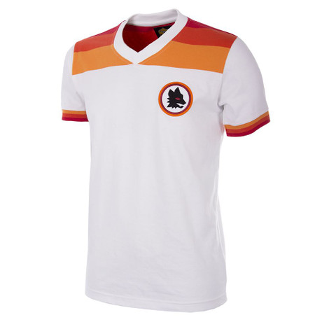 A.S Roma Retro Away Shirt 1978/79