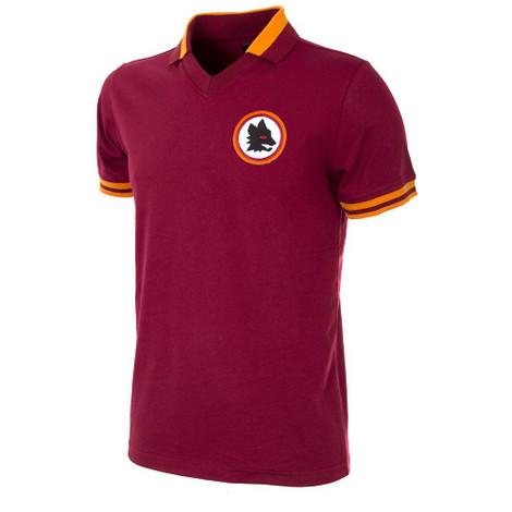 A.S Roma Retro Home Shirt 1978/79