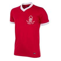 Nottingham Forest Retro European Cup Final Shirt 1979