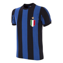 Inter Milan Retro Home Shirt 1966/67