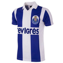 FC Porto Retro Home Shirt 1986/87