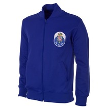 FC Porto Retro Tracksuit Jacket 1985/86