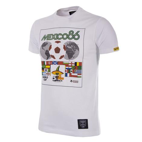 Mexico 1986 Panini Heritage T-Shirt