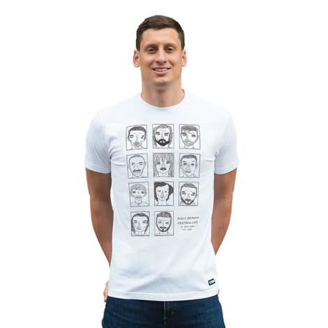 Copa Badly Drawn Footballers T-Shirt