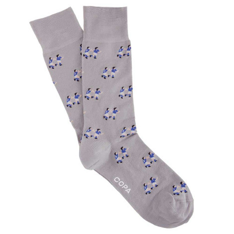 Copa Azzurri Celebration Socks