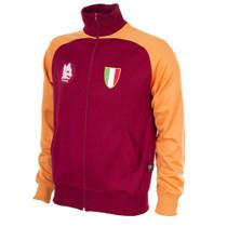 Retro Football Jackets - A.S Roma Scudetto 1983 - Crimson/Gold - COPA 881