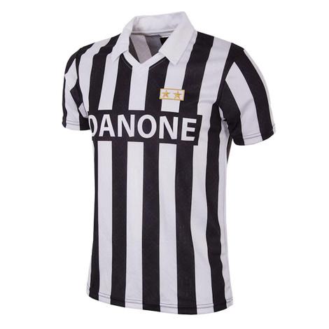 Retro Football Shirts - Juventus Home 1992/93 - White/Black - COPA 149