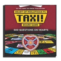 Hearts Taxi Trivia Board Game