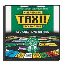 Hibs Taxi Trivia Board Game