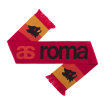 A.S Roma Retro Home Scarf