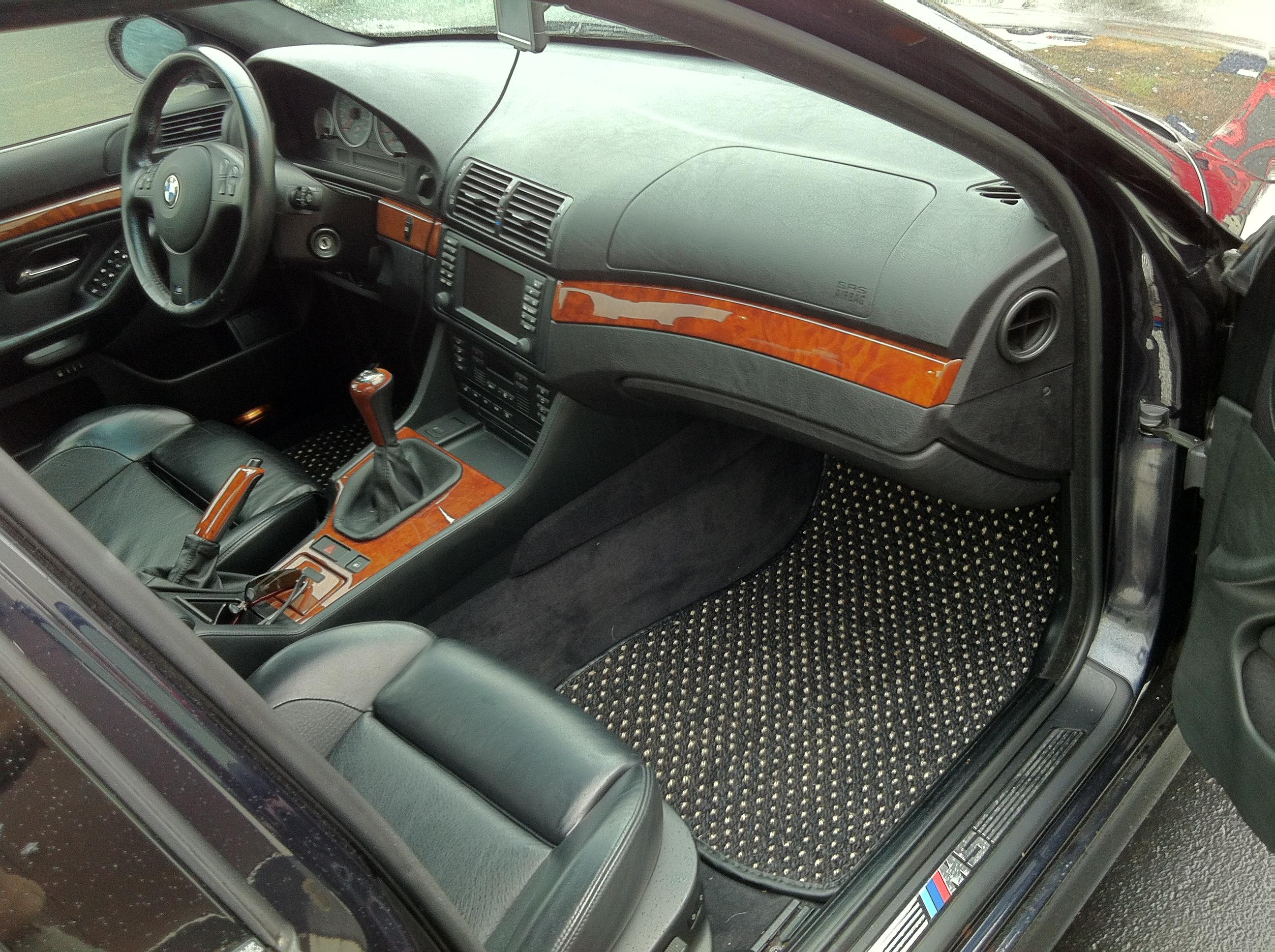 M&M Mondays #22. 2001 BMW M5 - CocoMats.com
