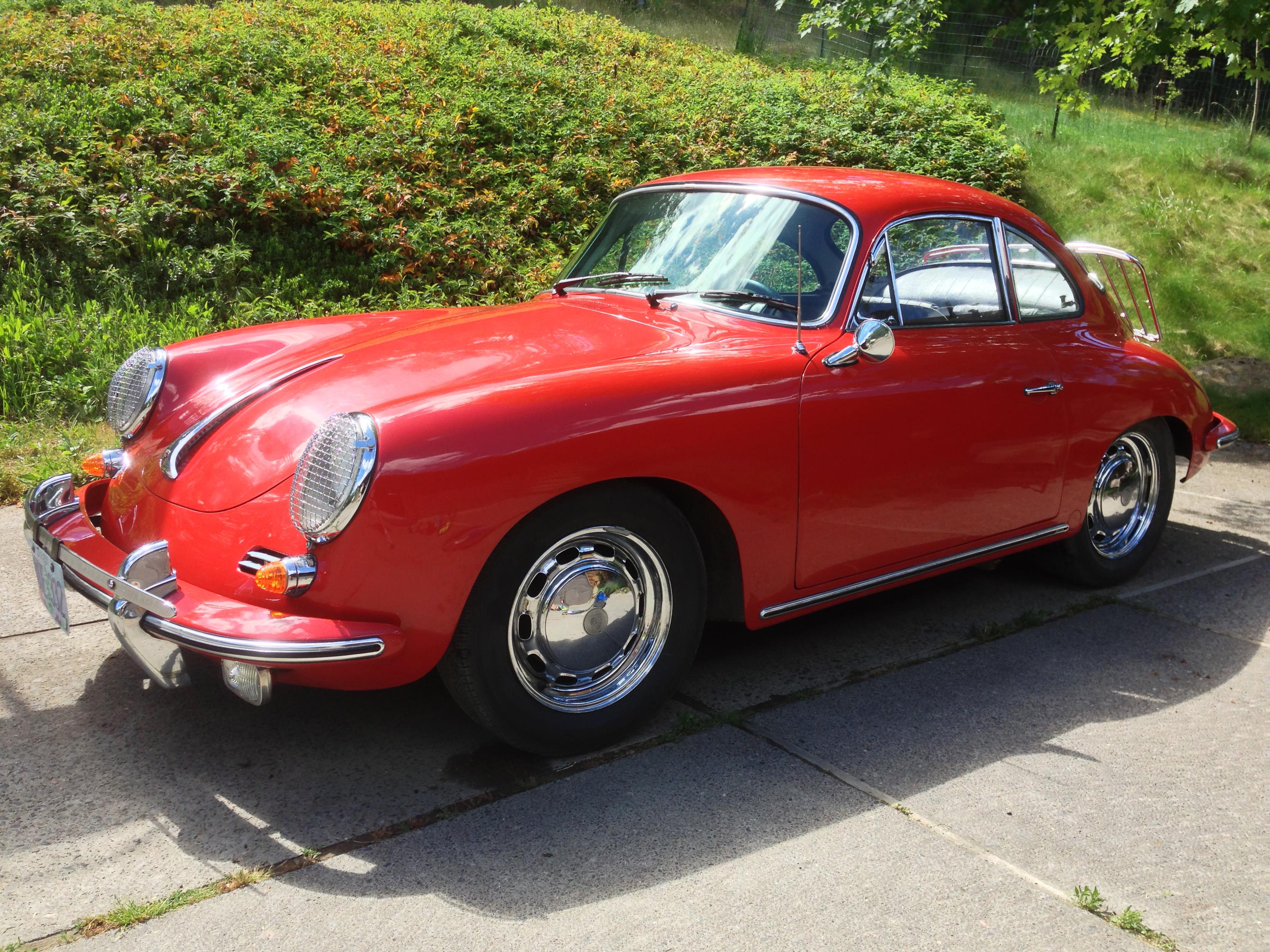 Porsche 356: An Undying Clic - CocoMats.com