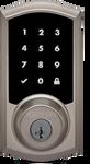Kwikset Premis Apple Home Kit Bluetooth Deadbolt Satin Nickel