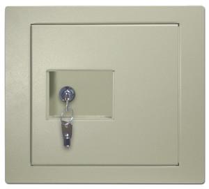 hpc ws200 large wall safe with tubular lock