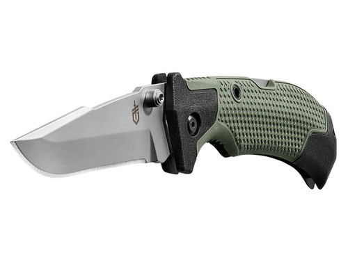 Gerber Edict Green Folding Knife USA 30-001300N