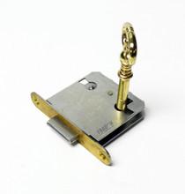 Brass Plated Full Mortise Desk Lock Safeandlockstore Com