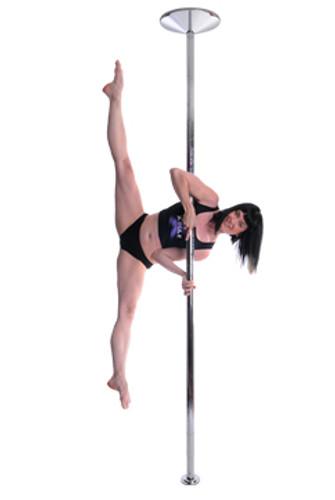 Dance Pole: X-PERT Complete Set (NX) Spinning X-POLE