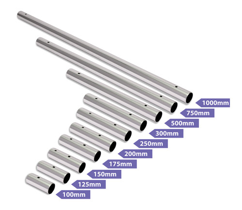 CX (XS) Extensions - compatible with XST stage poles