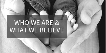 Who we are and what we believe