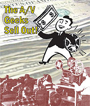 A/V Geeks Sell Out DVD