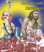 Clowns and Cavemen DVD