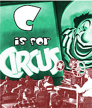 C is for Circus DVD