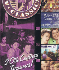 Atomic Age Classics Vol 1: Manners, Courtesy & Etiquette DVD